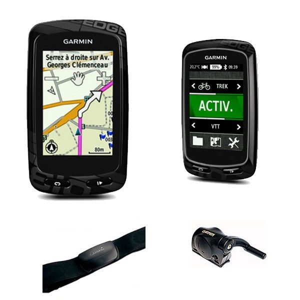 compteur v lo gps garmin edge 810 hrm cad city navigator nt. Black Bedroom Furniture Sets. Home Design Ideas