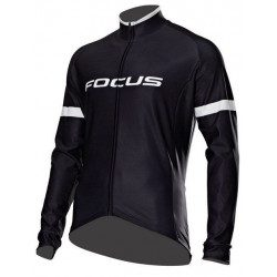 Maillot vélo manches longues Focus RC Winter Jersey LS