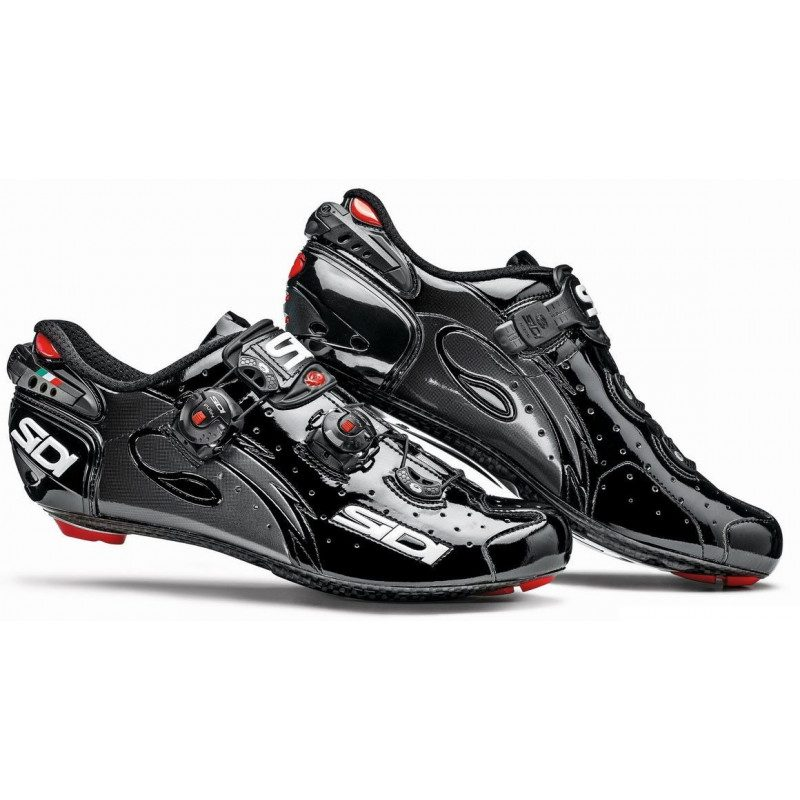 2bade2f591c Chaussures vélo route Sidi Wire Carbon Vernice 2018