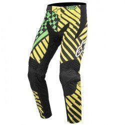 Pantalón MTB Alpinestars Sight Speedster Amarillo