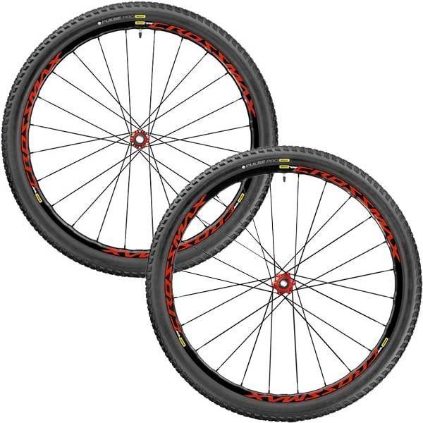 roues vtt 29 pouces mavic crossmax elite wts red boost. Black Bedroom Furniture Sets. Home Design Ideas