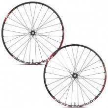 Ruedas MTB 29 pulgadas Fulcrum Red Passion 3 eje 9-15mm del. y 9-12x135-142mm tras.