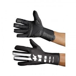 Guantes ciclismo Assos EarlyWinter S7 negros