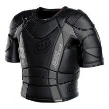Gilet de protection VTT Troy Lee Designs Ultra Protective Shirt 7850 manches courtes