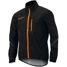 Veste VTT coupe-vent Alpinestars Descender WP noir