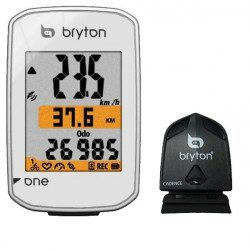 Compteur vélo GPS Bryton Rider One C
