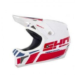 Casco integral Shot Rogue blanco 2018