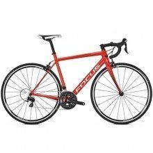 Bicicleta de carretera Focus Izalco Race 2018 105 Red