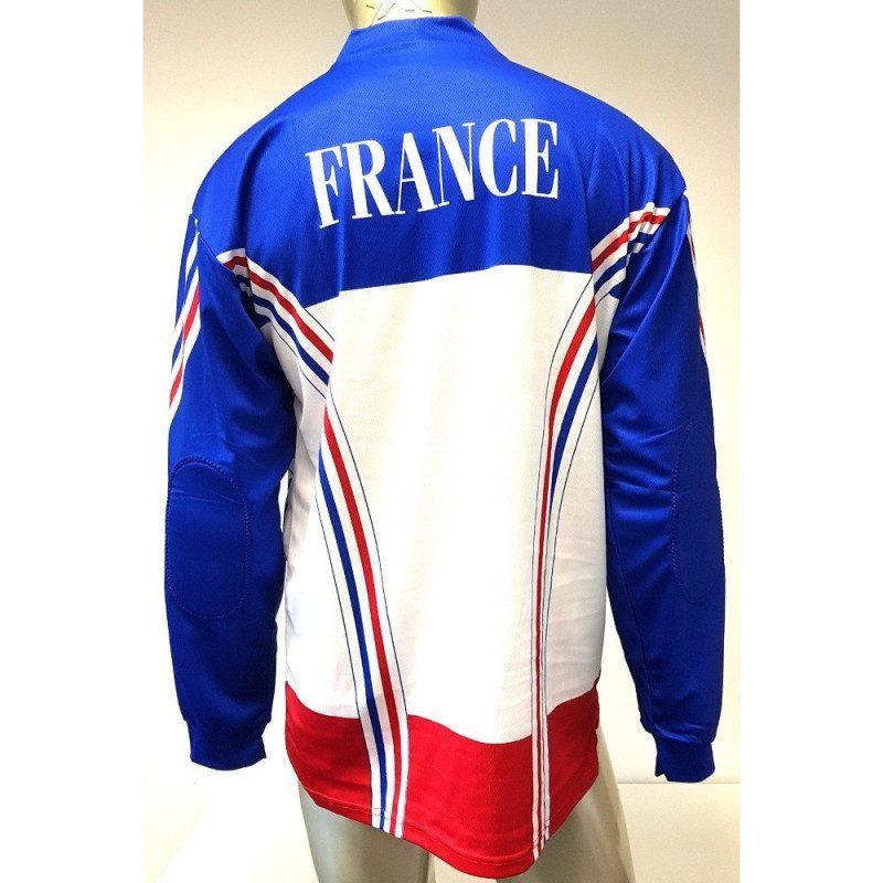 maillot bmx et dh manches longues adidas look ffc. Black Bedroom Furniture Sets. Home Design Ideas