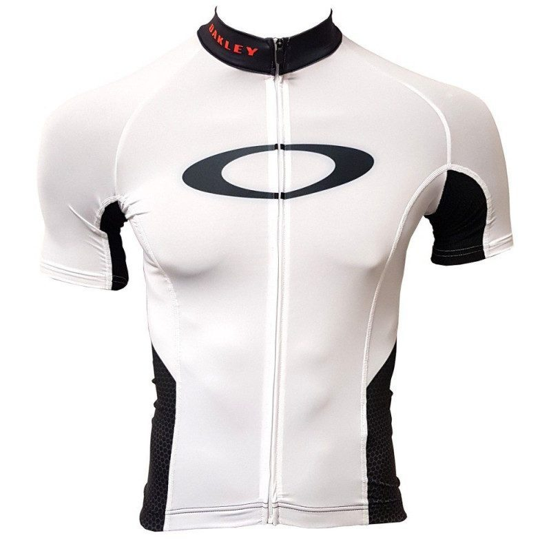 maillot cyclisme oakley