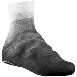 Couvre-chaussures chaussettes vélo Mavic Cosmic Graphic Knit 2018