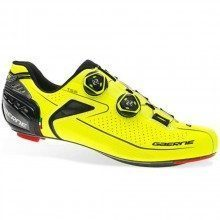 Chaussures vélo route Gaerne G. Chrono+ Composite Carbon 2018 Yellow