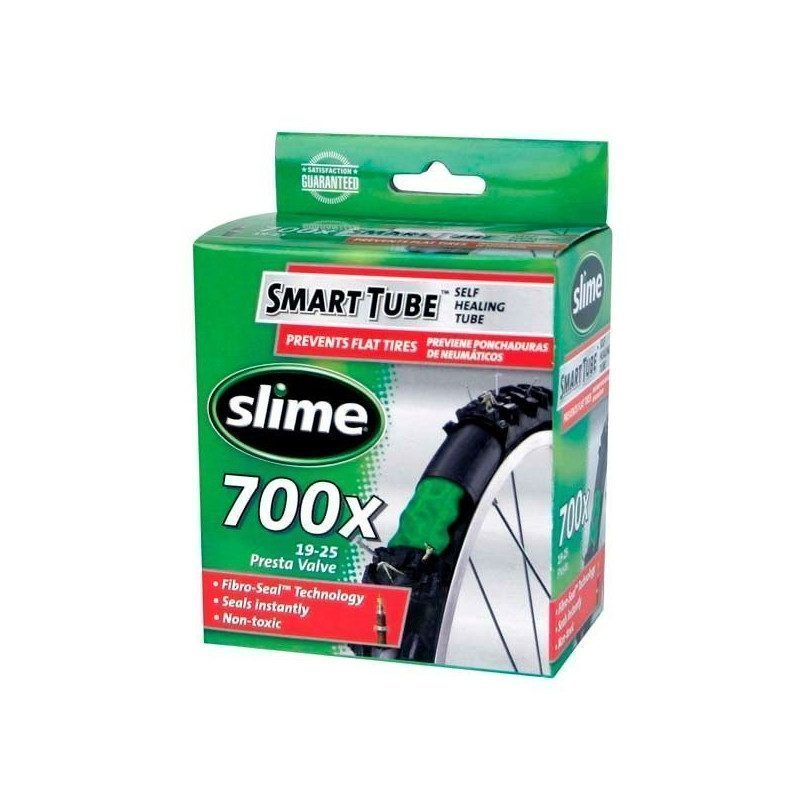 Chambre air v lo route slime smart tube 700x19 25 anti crevaison - Vtt tubeless ou chambre a air ...