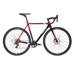 Vélo Cyclo Cross Ridley X-night Disc Ultegra Mix 2020 Rouge